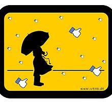 Like rain by iveno