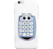 Calculator Cartoon iPhone Case/Skin