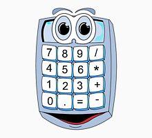 Calculator Cartoon Unisex T-Shirt
