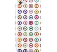 Mods dots large iPhone Case/Skin