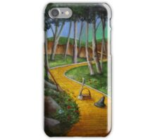 Memories Of Oz iPhone Case/Skin