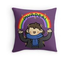 ~MURDER~ Throw Pillow