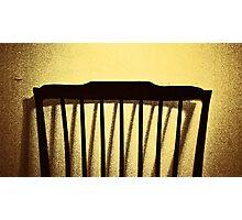 light & shadow Photographic Print