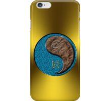 Cancer & Dragon Yang Earth iPhone Case/Skin