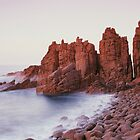 The Pinnacles by Dean Prowd Panoramic Photography