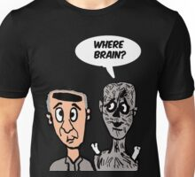 George and The Zombie Unisex T-Shirt