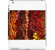 Spicy colors iPad Case/Skin