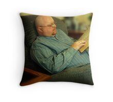 THE GOOD BOOK Throw Pillow