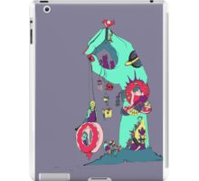 meanwhile... iPad Case/Skin