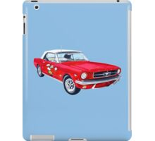 Ford Mustang iPad Case/Skin