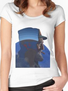 The End of the World Women's Fitted Scoop T-Shirt