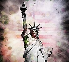 Statue of Liberty by morningdance