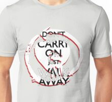 How many more sent to their graves? Unisex T-Shirt