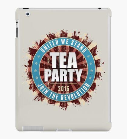 Join The Revolution iPad Case/Skin
