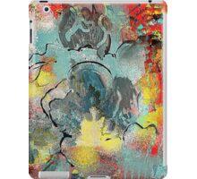 Abstract Iris iPad Case/Skin