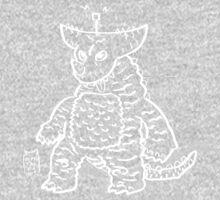 DAIKAIJU DUKE by mustachiosaurus
