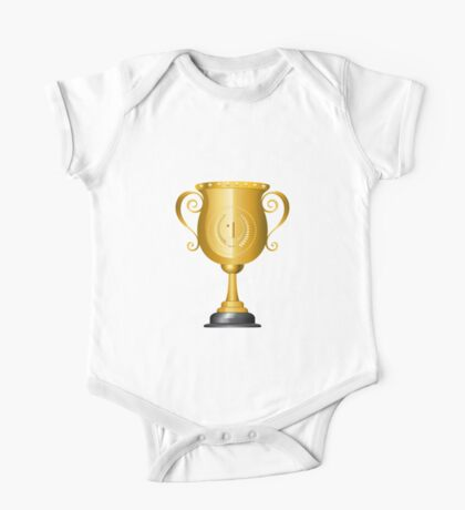 Trophy Cup 2 One Piece - Short Sleeve