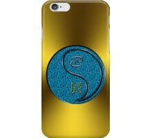 Cancer & Dragon Yang Water iPhone Case/Skin