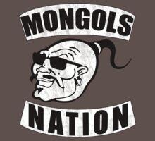 Mongols MC Motorcycle Club by cowboysonic