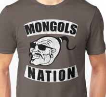 Mongols MC Motorcycle Club Unisex T-Shirt