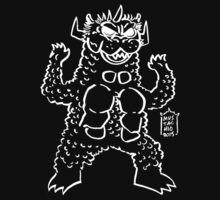DAIKAIJU BARON One Piece - Short Sleeve