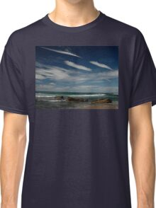 3 by 3: Sky by Sea, Werrong Beach Classic T-Shirt