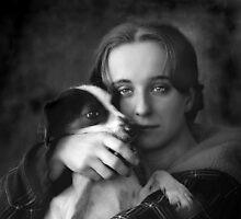 Bella And Megan by Pat Abbott