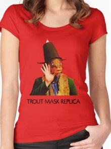 Captain Beefheart & His Magic Band - Trout Mask Replica Women's Fitted Scoop T-Shirt