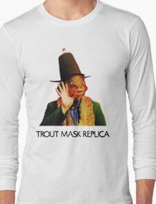 Captain Beefheart & His Magic Band - Trout Mask Replica Long Sleeve T-Shirt
