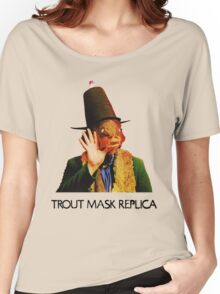Captain Beefheart & His Magic Band - Trout Mask Replica Women's Relaxed Fit T-Shirt