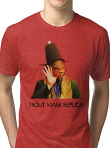 Captain Beefheart & His Magic Band - Trout Mask Replica Tri-blend T-Shirt