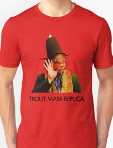 Captain Beefheart & His Magic Band - Trout Mask Replica Unisex T-Shirt