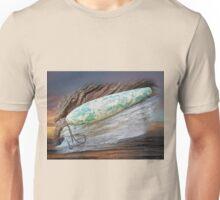 Bass Bomb Vintage Wooden Saltwater Fishing Lure Unisex T-Shirt