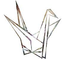Peace Crane by Daniel Campagna