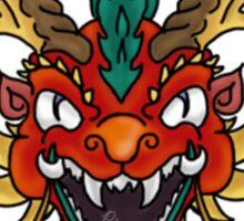 dragon fronthead Sticker