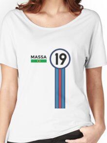 F1 2015 - #19 Massa [v2] Women's Relaxed Fit T-Shirt