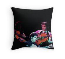 Gypsy Kings Throw Pillow