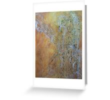 Towers in the Sky Greeting Card