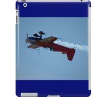 Upside Down Eagle @ Temora 2007 iPad Case/Skin