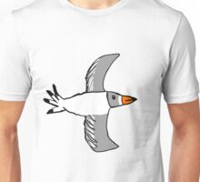 Flying Bird Unisex T-Shirt