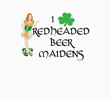 I Love Redheaded Beer Maidens Unisex T-Shirt
