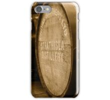 Whisky Barrels iPhone Case/Skin