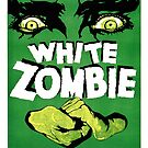 White Zombie (Vintage Movie Poster) by 45thAveArtCo