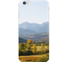 Rural Colorado iPhone Case/Skin