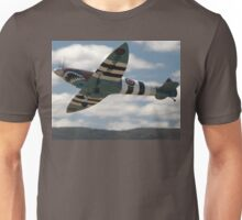 Sharkmouth Spitfire @ Festival Of Flight 2008 Unisex T-Shirt