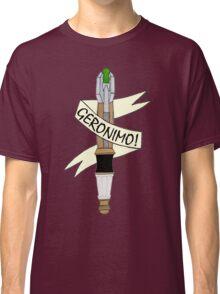 Sonic--Geronimo. Classic T-Shirt