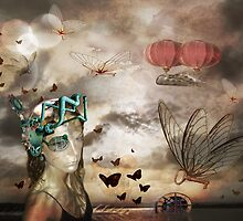 The butterfly effect by Marie Magnusson