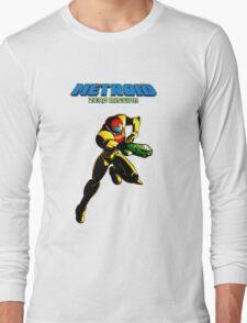 Metroid: Zero Mission Long Sleeve T-Shirt