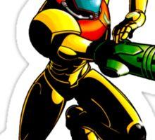Metroid: Zero Mission Sticker