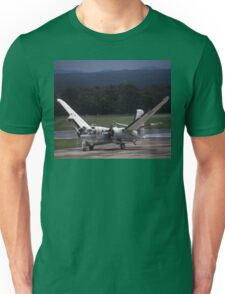 Grumman Tracker - Wings Folding - @ Nowra, Australia Unisex T-Shirt